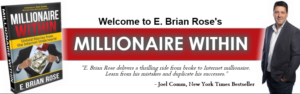 New Book – Millionaire Within
